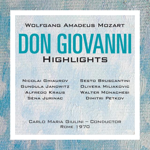 Mozart: Don Giovanni Highlights