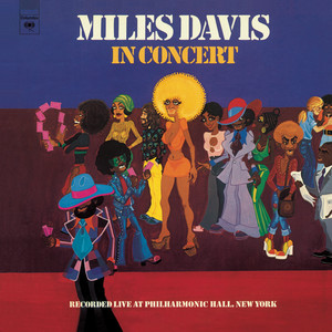 Miles Davis In Concert: Live At Philharmonic Hall Albumcover