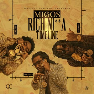 Rich Ni**a Timeline Albumcover