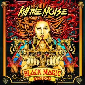 Black Magic Remixes EP Albumcover