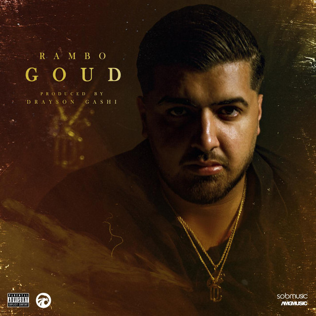 Album cover for GOUD by Rambo