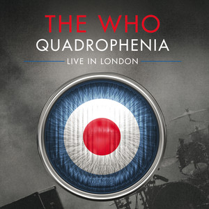 Quadrophenia - Live In London Albumcover
