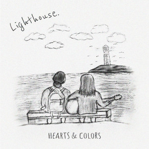Lighthouse  - Hearts and Colors