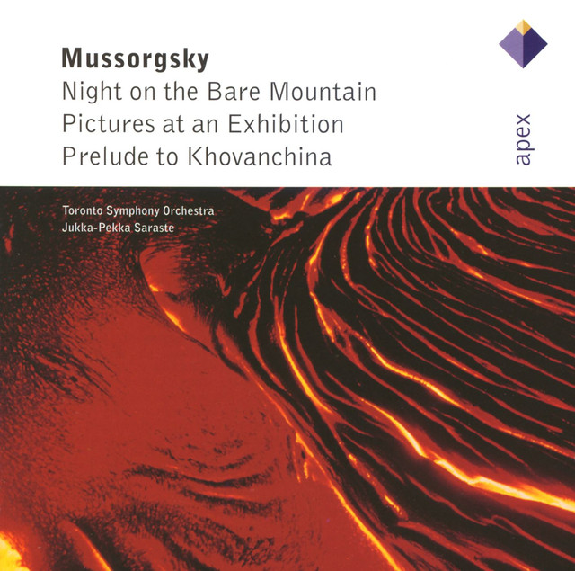 Mussorgsky : Pictures at an Exhibition [Apex]