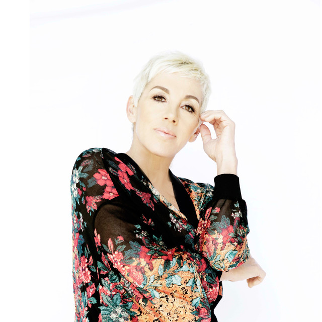 Ana Torroja Si Tu No Vuelves cover