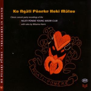 Ko Ngati Poneke Hoki Matou - Ngati Poneke Maori Club