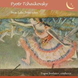 "Pyotr Tchaikovsky. Suites from ""Swan Lake"" & ""Nutcracker"" ballets Albümü"