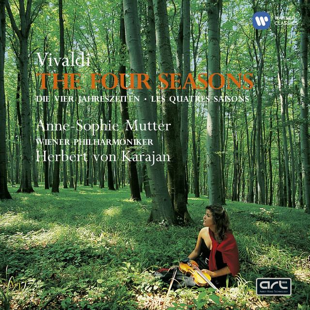 Antonio Vivaldi Vivaldi - Angelo Ephrikian - Les Quatre Saisons