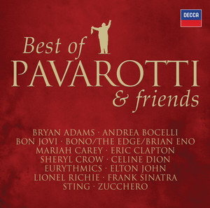 Best Of Pavarotti & Friends - The Duets Albümü