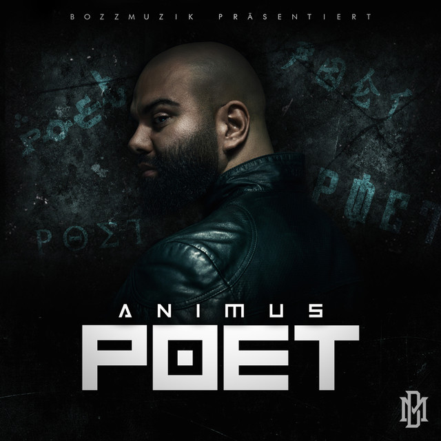 Album cover for Poet by Animus