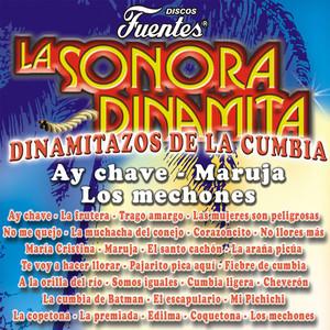 Dinamitazos de la Cumbia Albumcover