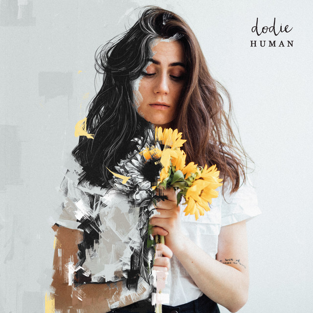 Album cover for Human by dodie