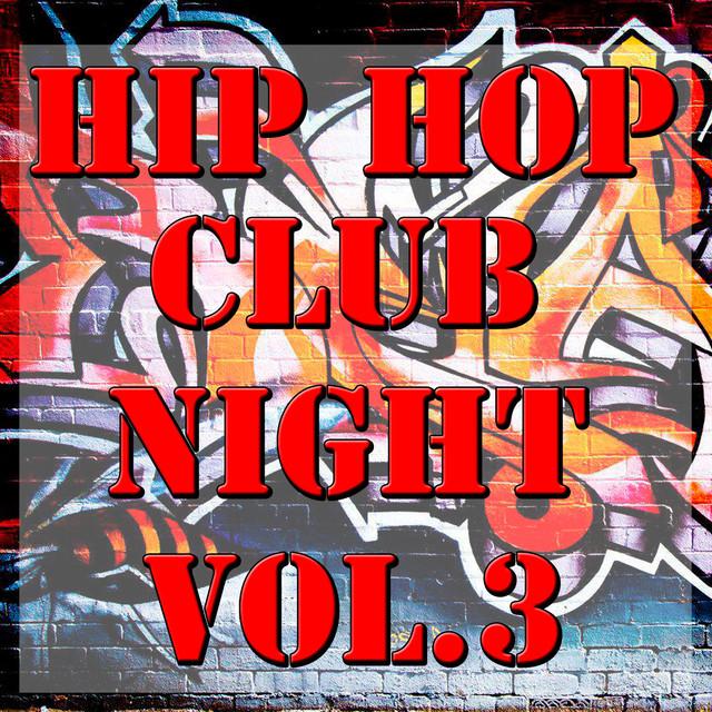 Hip Hop Club Night, Vol.3 Albumcover