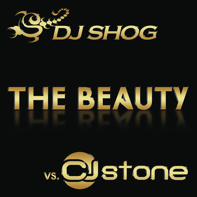 DJ Shog, CJ Stone The Beauty album cover