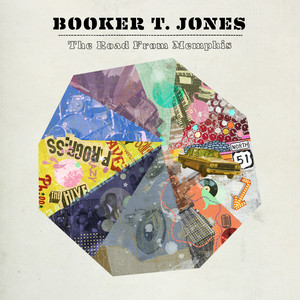 Booker T. Jones  Yim Yames Progress  cover