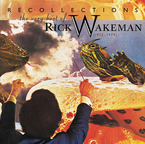 Rick Wakeman The Battle cover