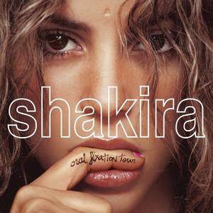 Shakira Oral Fixation Tour (Live) Albumcover