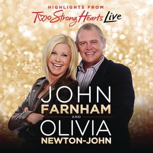 John Farnham, Olivia Newton-John Two Strong Hearts cover