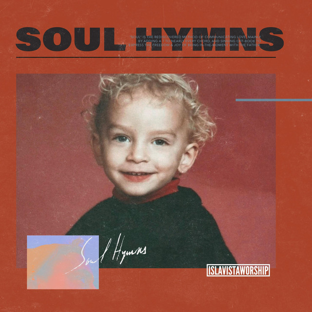 Album cover for Soul Hymns by Isla Vista Worship