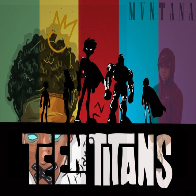 #TeenTitanRMX