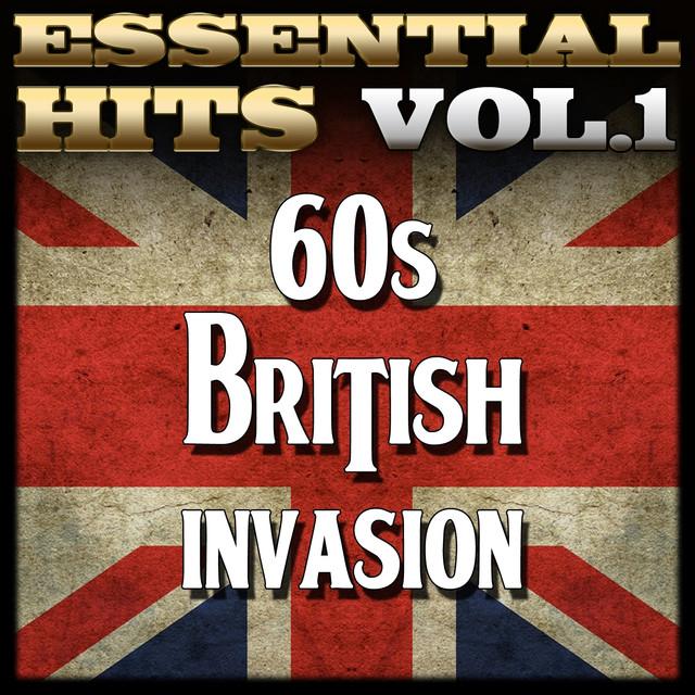 Essential 60s British Invasion Hits-Vol.1 Albumcover