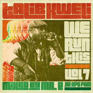 We Run This, Vol. 7 (Mixed by Mr. E of RPS Fam) Albumcover