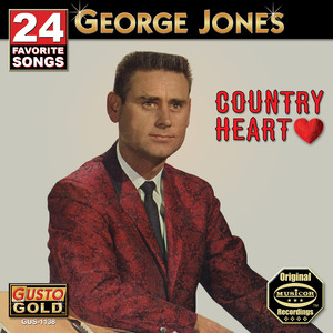Country Heart: 24 Favorite Songs album