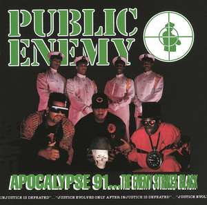 Public Enemy True Mathematics Get the Fuck Outta Dodge cover