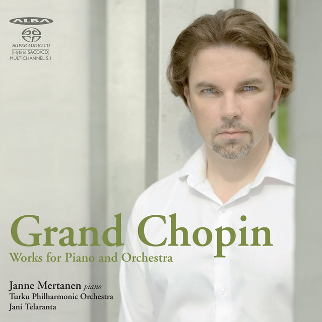 Grand Chopin Albumcover