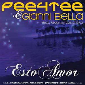 Esto Amor (feat. Reggi, Alejandra) album