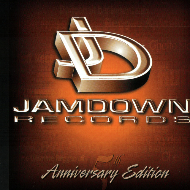 Various Artists Jamdown Records 5th Anniversary Edition album cover