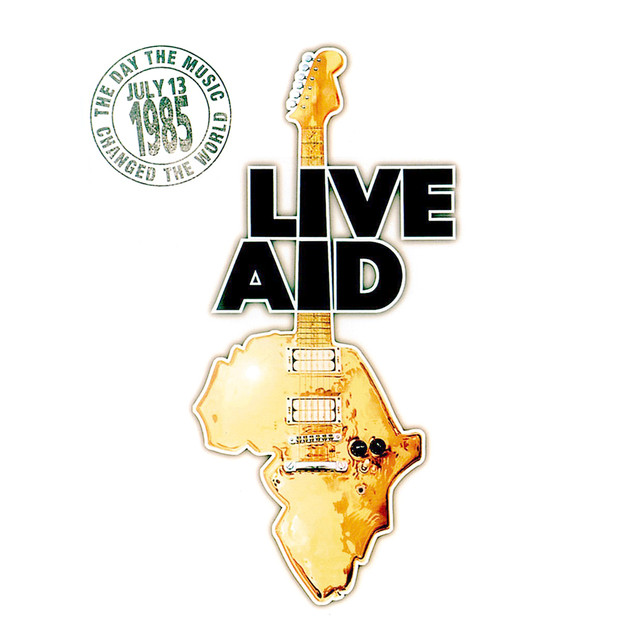 Live Aid (Live, 13th July 1985) by Various Artists on Spotify
