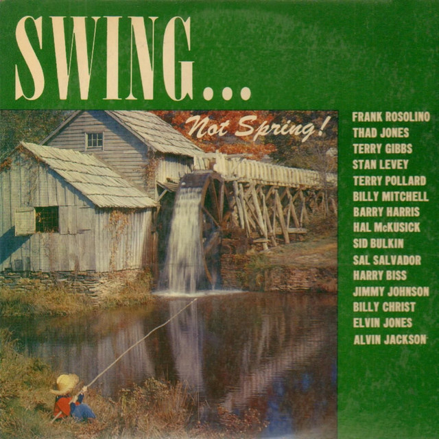 Various Artists Swing…Not Spring album cover