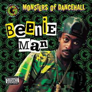Monsters of Dancehall album