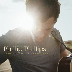Phillip Phillips Man on the Moon cover