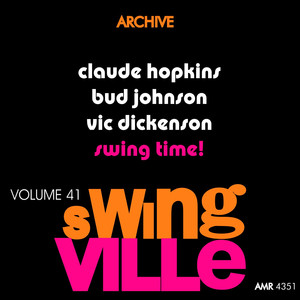 Swingville Volume 41: Swing Time! album