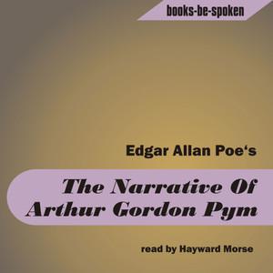 The Narrative Of Arthur Gordon Pym read by Hayward Morse Audiobook