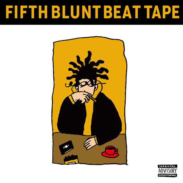 Album cover for Fifth Blunt Beat Tape 2014-2018 by NICKELMAN