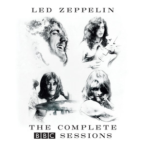 Led Zeppelin I Can't Quit You Baby - 23/3/69 Top Gear cover