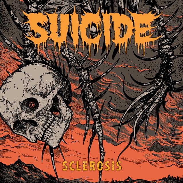 Suicide Sclerosis LP album cover