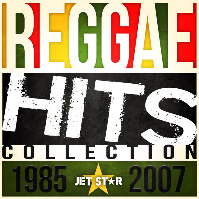 Album cover for Reggae Hits Collection by Various Artists