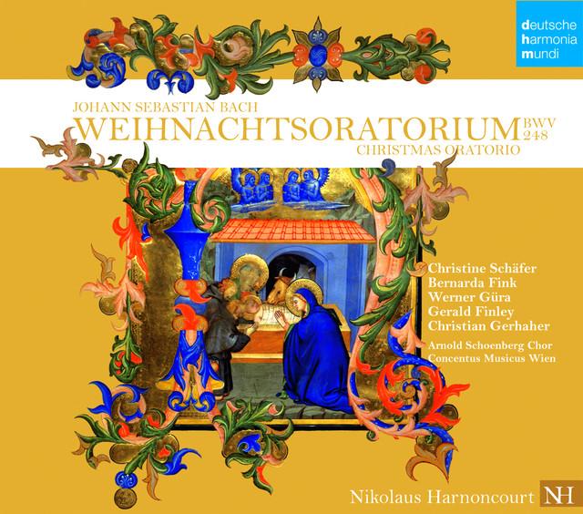 Weihnachtsoratorium, BWV 248: Kantate Nr. 1: 1. Chorus: Jauchzet, frohlocket