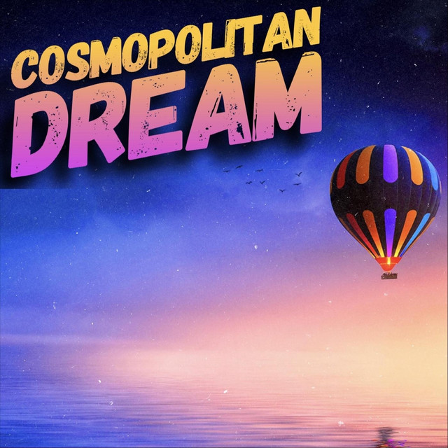Album cover for Cosmoplitan Dream by Various Artists