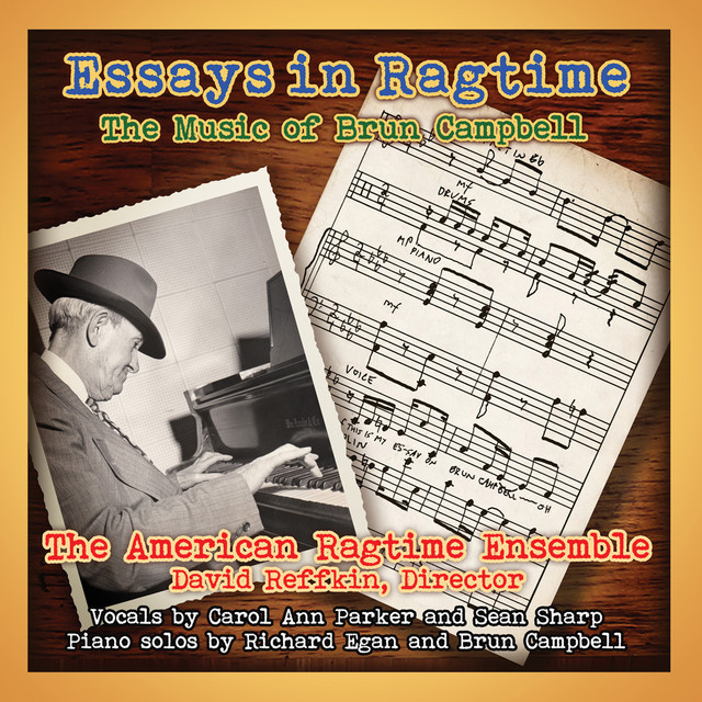 ragtime music essay The happy, rhythmically infectious music known as ragtime flourished internationally between the late 1890s and 1920 during the genre's most popular period, 1910.