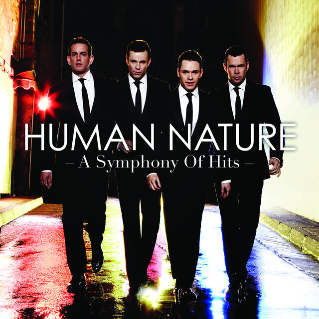 Human Nature A Symphony Of Hits album cover