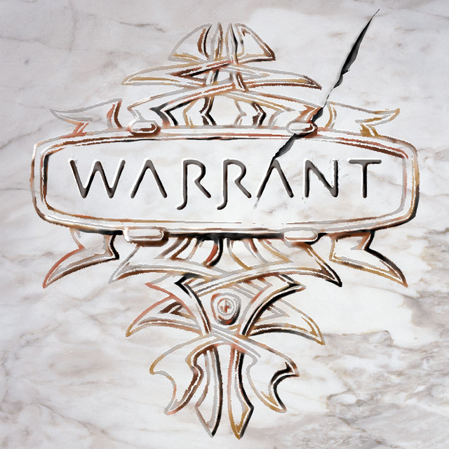 Warrant 10 Live! album cover