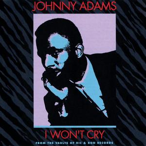 I Won't Cry album