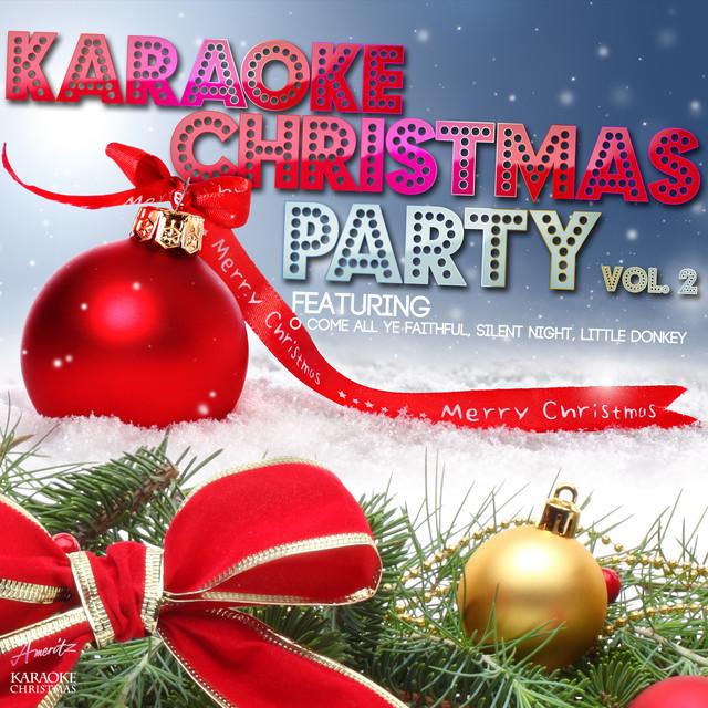 Karaoke Christmas Party.Karaoke Christmas Party Vol 2 By Ameritz Christmas Karaoke
