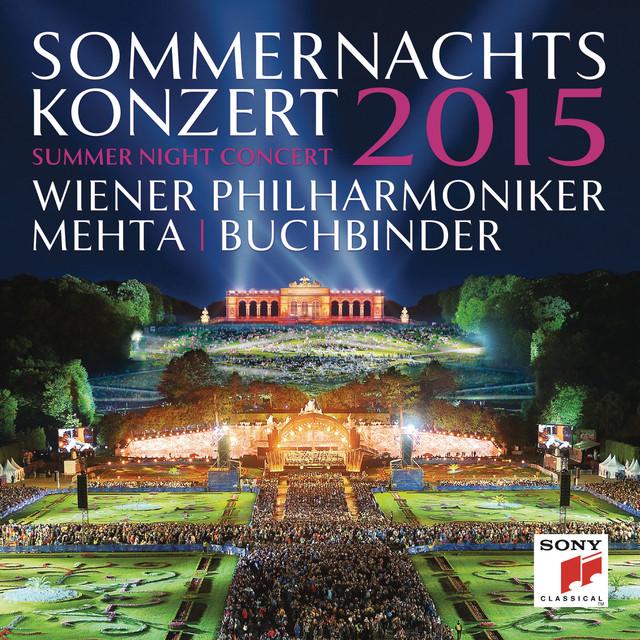 Sommernachtskonzert 2015 / Summer Night Concert 2015 Albumcover