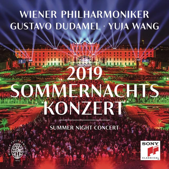 Album cover for Sommernachtskonzert 2019 / Summer Night Concert 2019 by Gustavo Dudamel, Wiener Philharmoniker